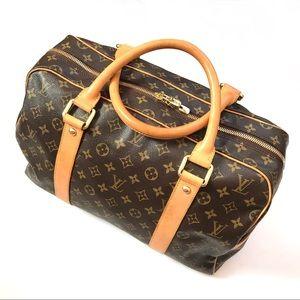 Authentic LV Monogram Carryall Weekend Duffle Bag